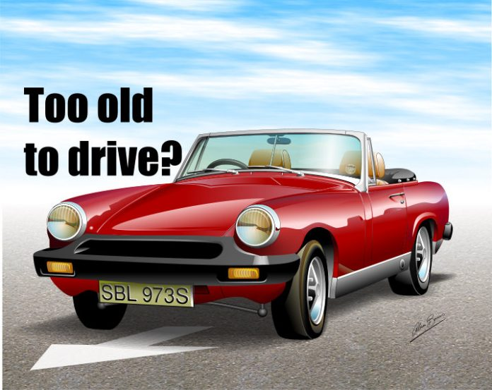 Should older drivers be retested
