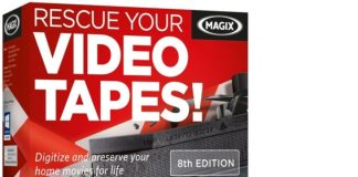 Rescue Your Videotapes