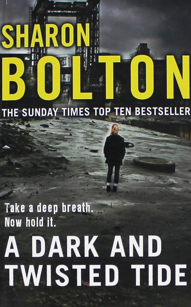 Penguin Book Cover Competition Previous Winners : A dark and twisted tide by sharon bolton review david savage