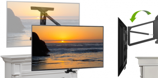 Tranquil TV Mount