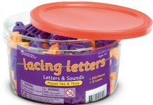 Lacing Letters